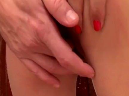 Buceta cabeluda da loira