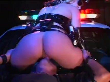 Buceta gostosa da policial