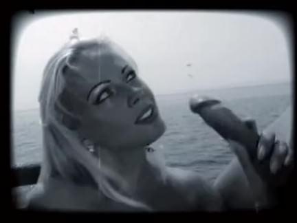 Dupla penetração no barco