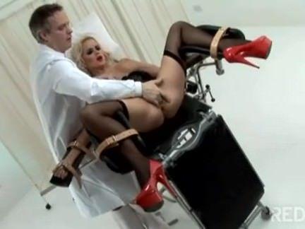 Enfermeira no sexo