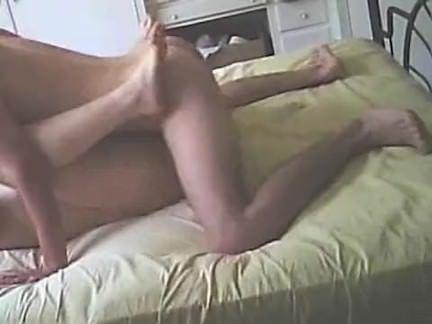 Flagra de sexo do casal amador