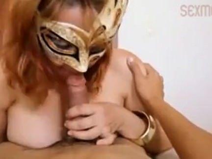 Mexicana dando o rabo