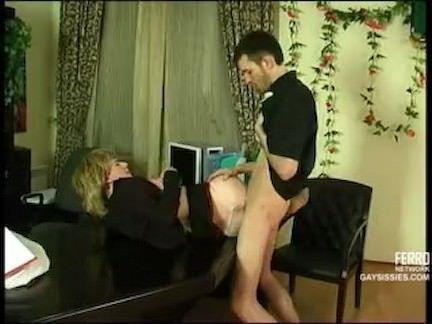 Ninfa tarada na orgia