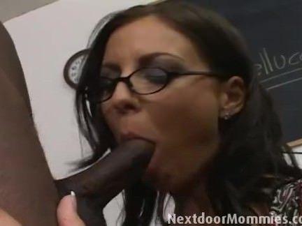 Professora puta da o cu na sala