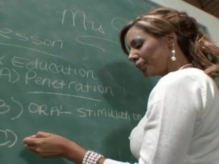 Professora safada
