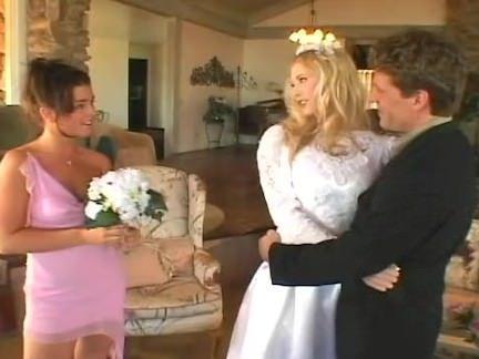 Sexo anal com noiva e cunhada