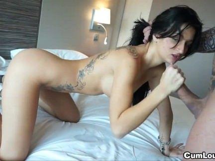 Sexo com putinha no motel