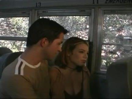 Sexo no ônibus porno